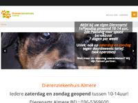 www.dierenziekenhuisalmere.nl
