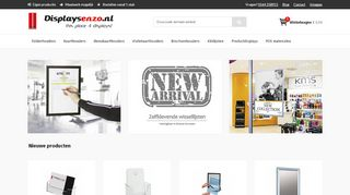 www.displaysenzo.nl