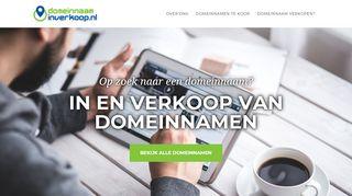 www.domeinnaaminverkoop.nl