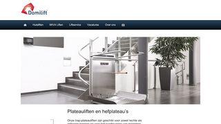 www.domilift.nl/plateaulift/