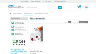 www.dummycamera-shop.nl/dummy-melder