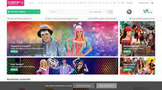 www.e-carnavalskleding.nl