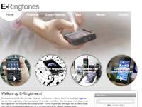 www.e-ringtones.nl