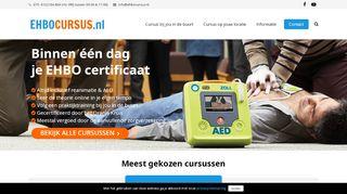 www.ehbocursus.nl