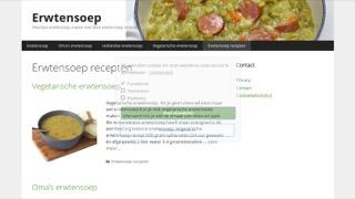 www.erwtensoeprecept.info/erwtensoep-recepten/