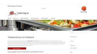 www.esb-catering.nl/tentenverhuur-friesland/