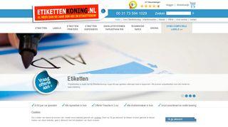 www.etikettenkoning.nl