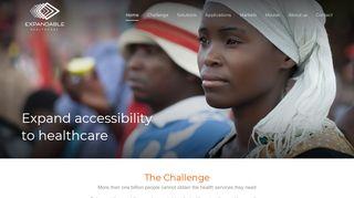 www.expandable-healthcare.com