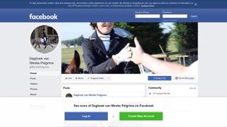 www.facebook.com/wenkepelgrims