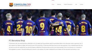 www.fcbarcelona.tips