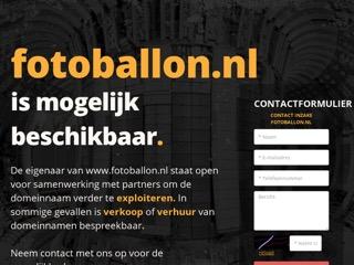 www.fotoballon.nl