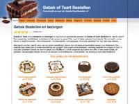 www.gebakoftaartbestellen.nl