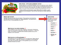 www.geldprijzenwinnen.nl