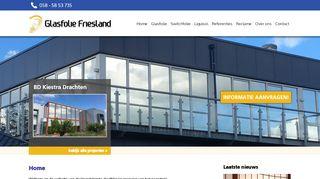 www.glasfoliefriesland.nl