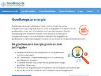 goedkoopste-energiemaatschappij.nl/goedkoopste-energiemaatschappij