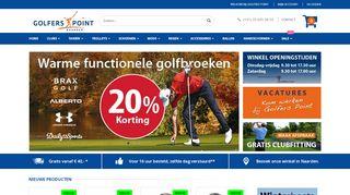 www.golferspoint.nl