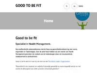www.goodtobefit.nl