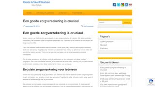 www.gratis-artikel-plaatsen.nl/https-www-verzekeringvergelijken-nu-zorgverzekering/