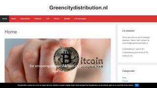 www.greencitydistribution.nl
