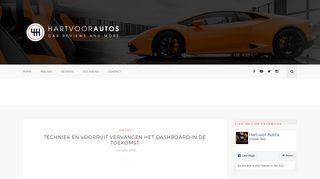 www.hartvoorautos.nl/techniek-en-voorruit-vervangen-het-dashboard-in-de-toekomst/