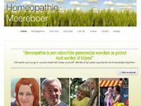 www.homeopathiemeereboer.nl