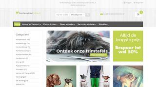 www.hondenwinkelonline.nl