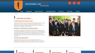 www.hostessesvanoranje.nl