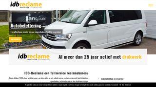 www.idb-reclame.nl