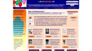 www.jubelkalender.nl
