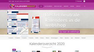 www.kalendergigant.nl