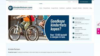 www.kinderfietsen.com