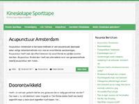 www.kinesiotape-sporttape.nl