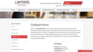 www.laptopsverhuur.nl/computer-huren/