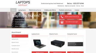 www.laptopsverhuur.nl
