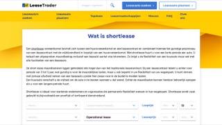 www.leasetrader.nl/wat-is-shortlease