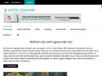 www.leefnugezonder.be