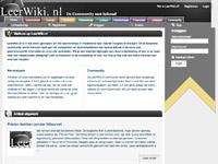 www.leerwiki.nl