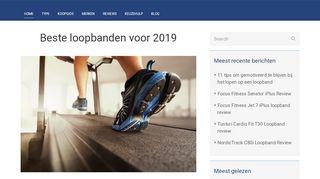 www.loopbanden-vergeleken.be