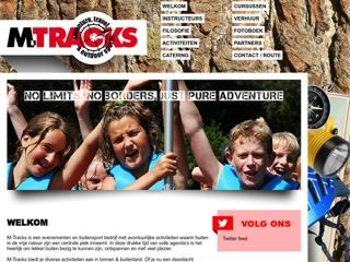 www.m-tracks.nl