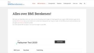 www.mijnbmiberekenen.nl