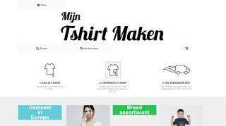 www.mijntshirtmaken.nl