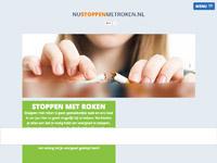 www.nustoppenmetroken.nl