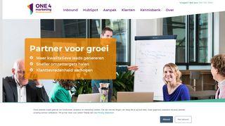 www.one4marketing.nl