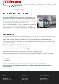 www.paardentrailer-verhuur.nl