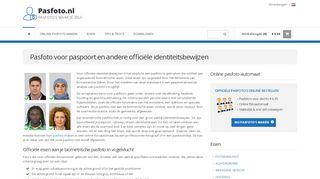 www.pasfoto.nl