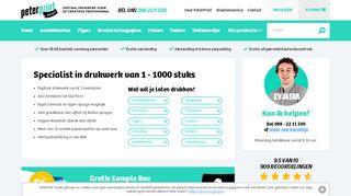 www.peterprint.nl