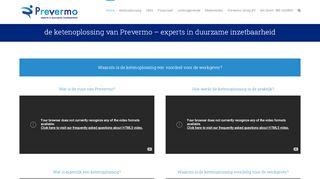 www.prevermo.nl