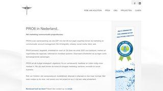 www.pro6.nl