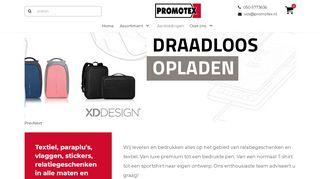 www.promotex.nl