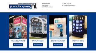 www.promotie-plaza.nl